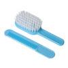 cepillo peine bebe azul