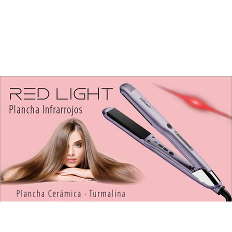 PLANCHA RED LIGHT INFRAROJO PLACAS CERÁMICA...