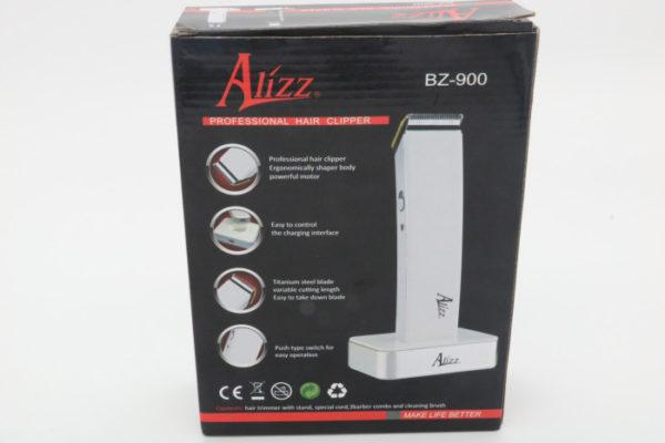 Patillera Alizz Bz-900 titanium