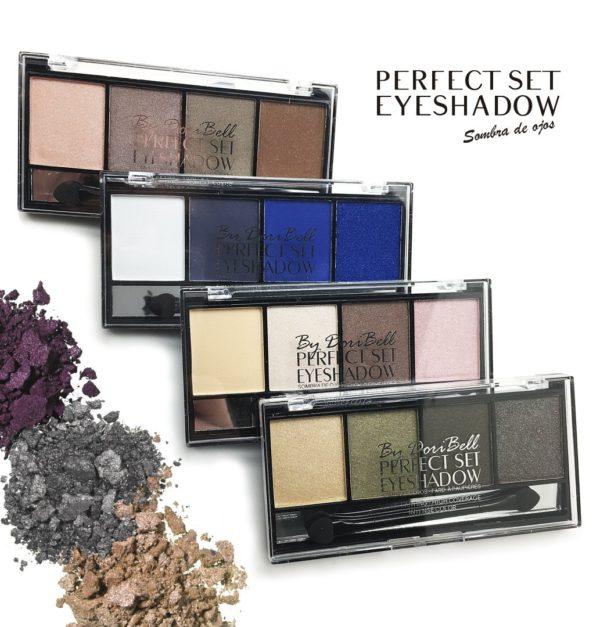 Kit sombras de ojos PERFECT SET...