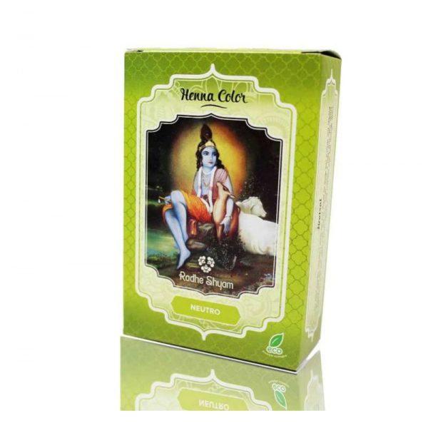 Henna Polvo Neutro Radhe Shyam
