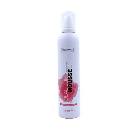 Kosswell D-fine Espuma Ideal Curl Extrafuerte...