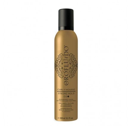 Oro Fluido Curly Mousse 300 Ml