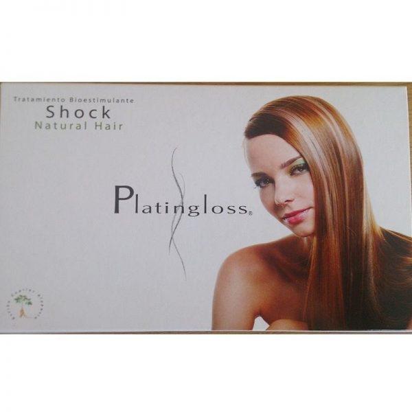 PLATINGLOSS Tratamiento Bioestimulante Natural Hair