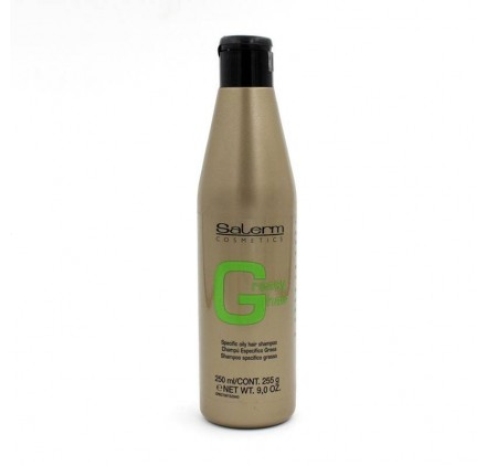 Salerm Greasy Hair Champú 250 Ml