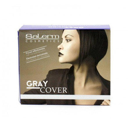 Salerm Gray Cover 12x5ML (cubre Canas)
