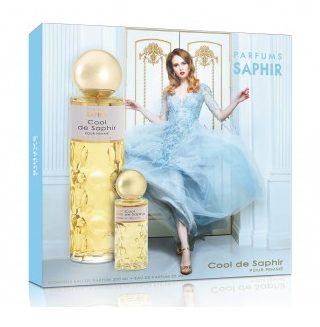 Estuche Perfume Mujer Cool de Saphir