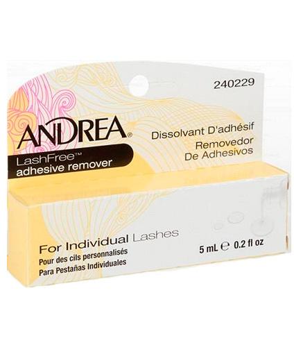 Andrea Removedor Adhesivo Pestañas Postizas Individual