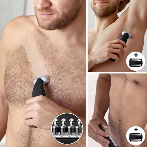 Maquinas depilacion para hombre