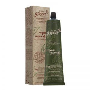 tinte pure green organico