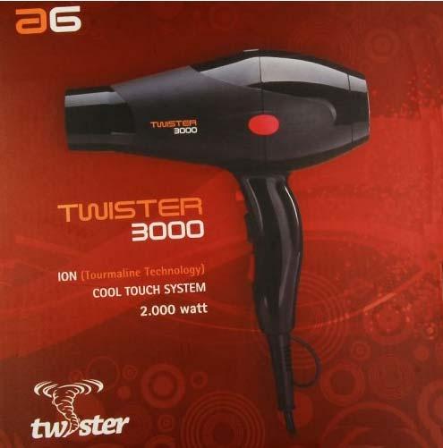 Asuer Secador Twister 3000